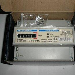 Счётчики электроэнергии - Счетчик энергомера цэ6803в м7 р31, 0