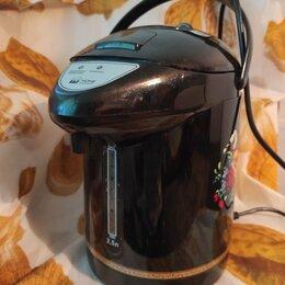 Электрочайники и термопоты - Термопот, 0