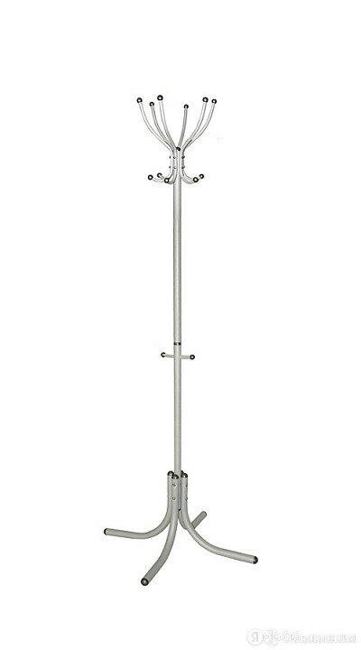 Вешалка-стойка М-6 металлик по цене 3940₽ - Вешалки напольные, фото 0
