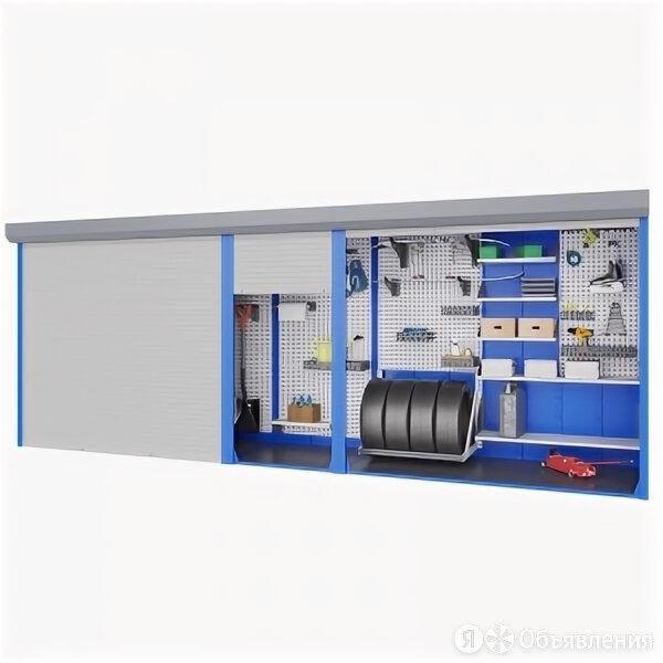 Верстакофф Шкаф для паркинга 1700х5250х1200 по цене 181499₽ - Кровати, фото 0