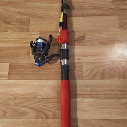 Удилища - Удочка Shimano 3,6м в сборе, 0