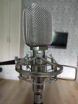 Микрофоны - Микрофон ленточный проф Recording tools MRP-01, 0