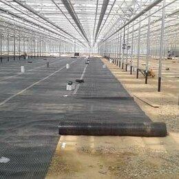 Изоляционные материалы - Planter standard мембрана профилированная 2х20 м, 0