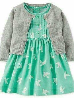 Платья и сарафаны - Новый комплект платье из 3 предметов carters 18 м, 0