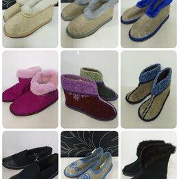 Домашняя обувь - Чуни войлочные, 0