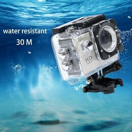 Экшн-камеры - Камера Экшн SPORTS CAM HD 1080p, 0