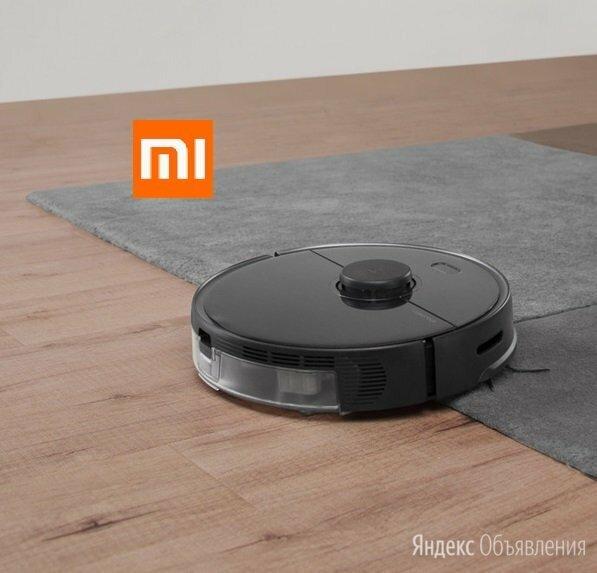 Робот пылесос Xiaomi Roborock S5 Max RUS EAC по цене 34990₽ - Роботы-пылесосы, фото 0
