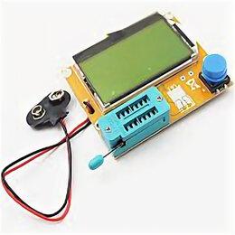 Измерительные инструменты и приборы - Универсальный ESR, SCR тестер LCR-T4, 0