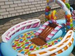 Бассейны - Игровой бассейн карамелька, 0