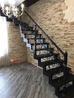 Лестницы и элементы лестниц - Лестница металлическая на заказ , 0