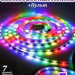 Светодиодные ленты - Гибкая светодиодная лента 5м, 0