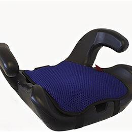Автокресла - Бустер 22-36 кг Vixen Яшма цвет синий, 0