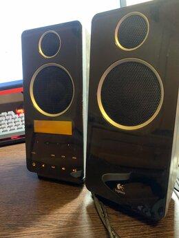 Компьютерная акустика - Колонки Logitech Z-10, черные, 0