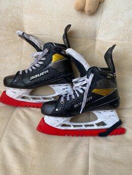 Коньки - Хоккейные коньки, 0