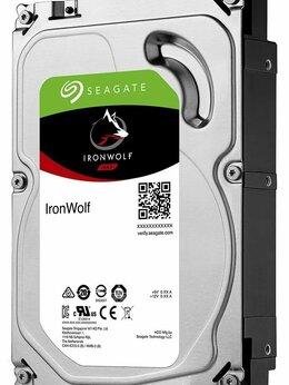 Внутренние жесткие диски - Жесткий диск Seagate IronWolf 10 TB ST10000VN0008 , 0