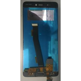 Дисплеи и тачскрины - XIAOMI Модуль (дисплей+тачскрин) для телефона Xiaomi Mi5S в рамке  (Белый (Wh..., 0