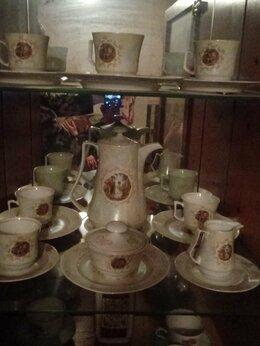 Сервизы и наборы - Чайный сервиз на 6 персон германия. , 0