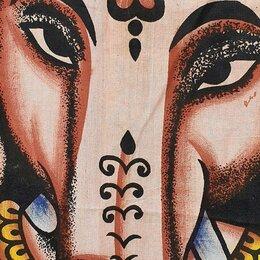 Картины, постеры, гобелены, панно - Панно Индия двустороннее 210×210 , 0