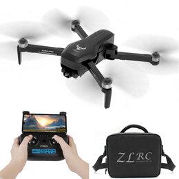 Радиоуправляемые игрушки - Квадрокоптер ZLL SG906 Pro 5G WIFI FPV С 4K HD, 0
