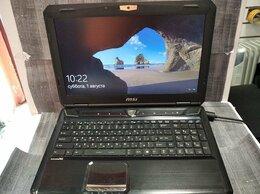 Ноутбуки - Ноутбук MSI MS-16FK, 0