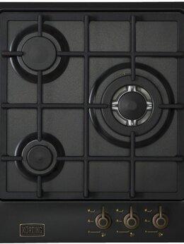 Плиты и варочные панели - KORTING газовая варочная HG 465 CTRN, 0