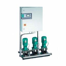Насосы и комплектующие - Установка Wilo CO 3 MVI 7002/2/SK-FFS-R, 0