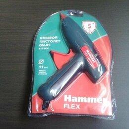 Клеевые пистолеты - Клеевой пистолет Hammer Flex, 0