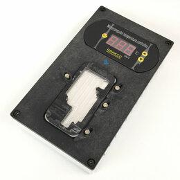 Электрические паяльники - Паяльная станция - термостол для системной платы (IPhone X / XS / XS Max), 0