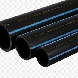 Водопроводные трубы и фитинги - Труба полиэтиленовая 63 мм, 0