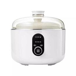 Мультиварки - Мультиварка-пароварка Qcooker Round Small Stew…, 0