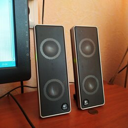 Компьютерная акустика - Колонки для пк или ноутбука logitech s-0194b, 0