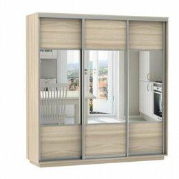 Шкафы, стенки, гарнитуры - Шкаф купе Атлант, 3 зеркала, 0