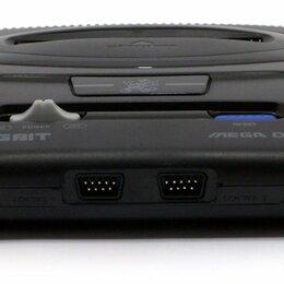 Ретро-консоли и электронные игры - SEGA MEGA DRIVE 2, 0