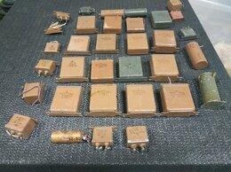 Радиодетали и электронные компоненты - Пусковые конденсаторы много разные, 0