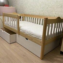 Кроватки - Детская кровать от 2 лет, 0