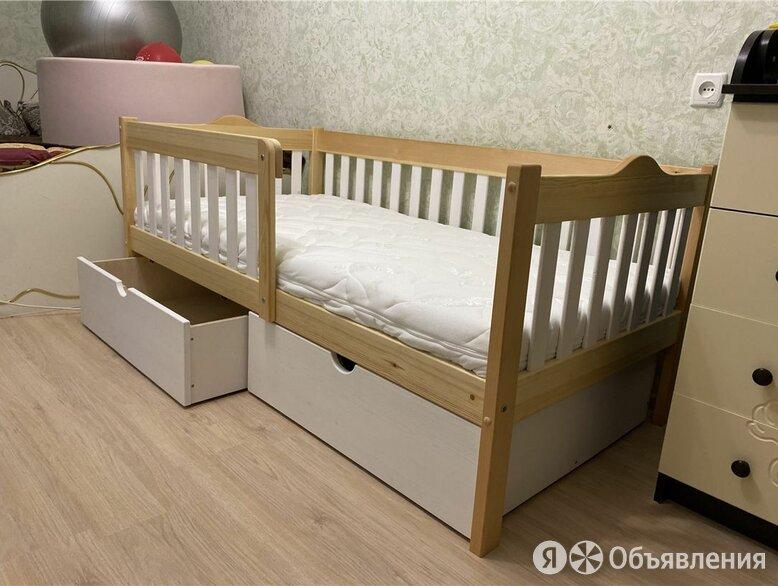 Детская кровать от 2 лет по цене 15900₽ - Кроватки, фото 0