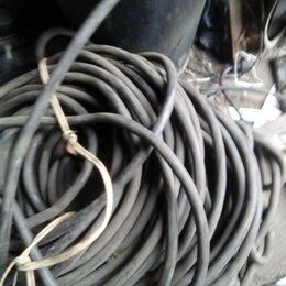 Кабели и провода - Силовой медный кабель гибкий 3 жильный, 0