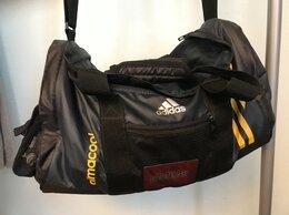 Дорожные и спортивные сумки - Сумка спортивная Adidas Climacool, 0
