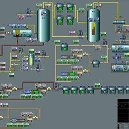 Программное обеспечение - Программирование PLC, SCADA, HMI, 0
