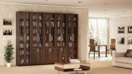 Шкафы, стенки, гарнитуры - Книжный шкаф Валенсия 1, 0