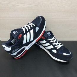 Кроссовки и кеды - Кроссовки Adidas zx750 мужские синие (A835), 0