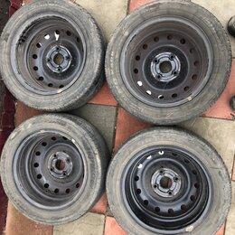 Шины, диски и комплектующие - Шины летние с дисками , 0