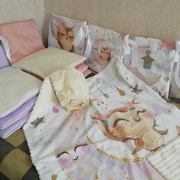 Постельное белье - Комплект в кроватку, 0