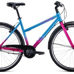 Велосипеды - Женский велосипед Forward (Форвард) Corsica 28 (2021), 0