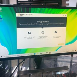 Мониторы - Монитор Samsung U28E590D, 0