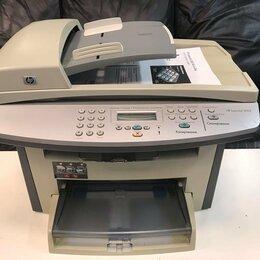 Принтеры, сканеры и МФУ - МФУ лазерный 3 в 1, принтер, сканер, копир HP 3052, 0
