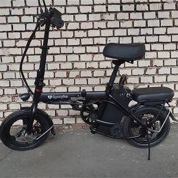 Мото- и электротранспорт - Электровелосипед Сициба Мимик, 0