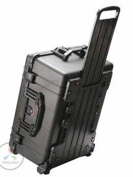 Ящики для инструментов - Жесткий кейс Zarges Peli Case 46932 с делителем, 0