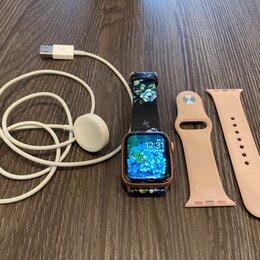 Умные часы и браслеты - Apple Watch  SE  40 мм , 0