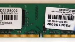 Модули памяти - Оперативная память ddr2 - 1 Gb. , 0